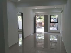 Single Sty 20x55sf 3r2b Renovated, Bandar Puteri Taman Sentosa Klang