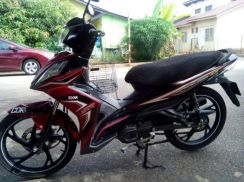 Sym sport bonus sr 2015 still in a good condition