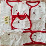 Quality Cotton Baby Clothing Gift Set