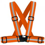 Safety elastic strips (Orange)