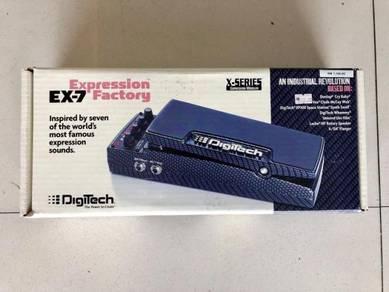 DigiTech EX-7 Expression Factory Pedal
