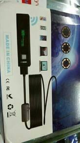 Endoscope camera for narrow area
