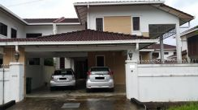 House for sale Tabuan Jaya Baru 2, Jalan Stutong.