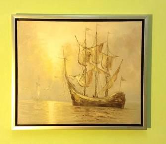 Original handmade oil painting code A31