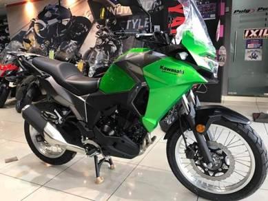 Kawasaki Versys X 250 ~ Cash Rebate~Side Top Box