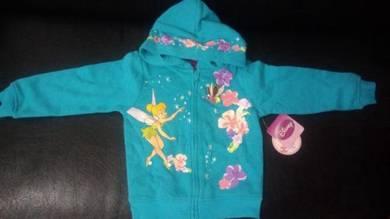 Disney girl hooded jacket (3-5 yrs)
