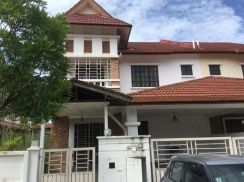 2 Storey semi detached house, Bandar Nusaputra, Puchong