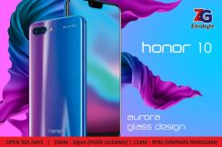 Honor 10 (4GB RAM/128GB ROM) MY Set