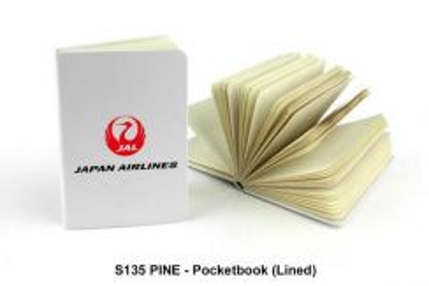 [Wholesale] PINE - Pocketbook (Lined)