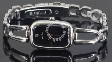 Alba Ladies Swarovski Dress Watch 1N01-X212BSS