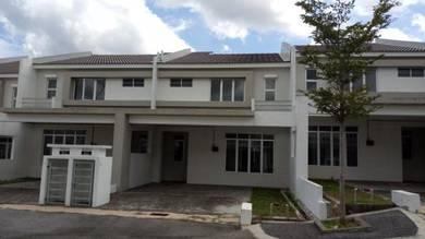 100% loan rumah 2 tingkat baru yg siap di Puteri Jaya,Sg Petani