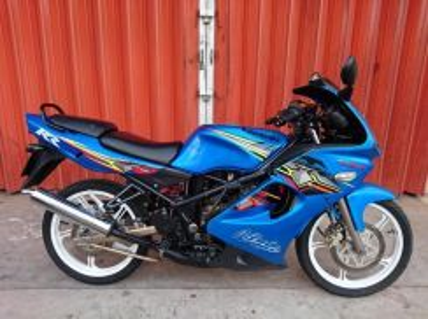 Kawasaki KR150 KR 150 RR - 2013 ( DP OTR )
