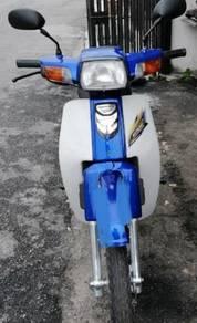 2000 Honda C70
