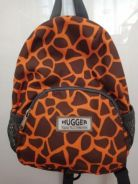 Hugger My Giraffe Backpack with Safety Harness