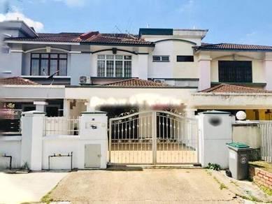Rumah 2 Tingkat Di Taman Pulai Perdana