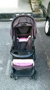 Baby stroller jenama SWEET HERRY
