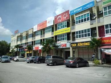3-Storey Shop Office,2nd Floor, Pusat Perniagaan Zamrud, Sungai Petani
