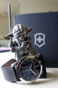 Victorinox Infantry Vintage Chrono Quartz Watch