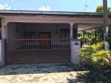 1 Storey Semi-D, Taman Damai Jaya, Jitra (Extended, Kitchen Cabinet)