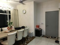 SPRINGVILLE Residence, 5 min walk to AEON EQUINE PARK for Rent
