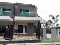 [Lel0ng Unit] Double Storey Corner First Come First Serve Seremban2