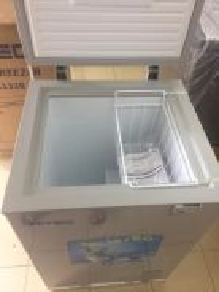 Peti freezer Grey hitec- hfz-c133B offer