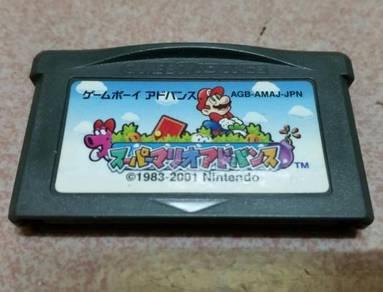 Nintendo Gameboy Advance Super Mario Advance 1