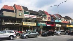 TTDI Ground Floor Shop for RENT (2 Adjoining Units)