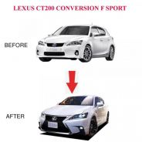 Lexus CT200 F Sport Front Bumper bodykit (pp)