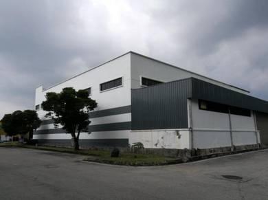 2 Storey Corner Semi-D Factory Hicom Glenmarie