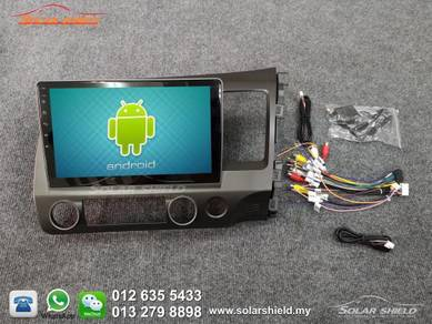Honda Civic FD Android Player With 4G GPS