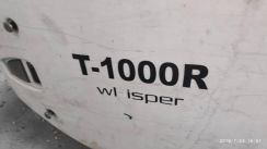 Refrigerated thermo king t1000r unit only