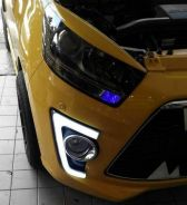 PERODUA AXIA E,G,SE Spec 2 in 1 DRL and Signal