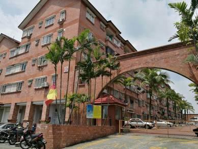 Seri Kembangan Universiti Indah, Red Ruby apartment Level 3