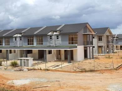Brand New Double Storey Terrace 30% Dis - 100% Loan Skudai, Johor