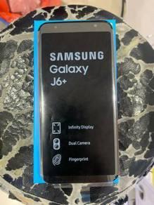 Samsung j6 plus black