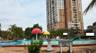 LELONG No.11-05-F, Condominium Mutiara Bandar Perda, Bukoit Mertajam