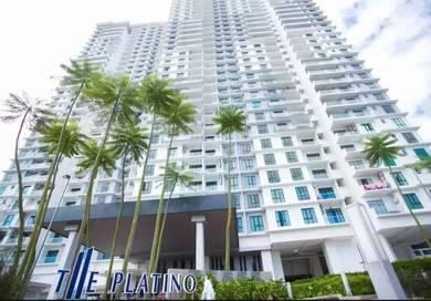 BANK LELONG No. B-26-10, The Platino Taman Bukit Mewah, JB