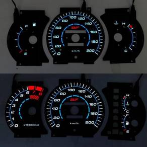 Proton Wira Satria 1.3 1.5 AT MT EL Meter Panel