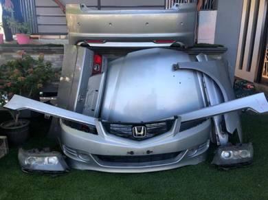 Honda Accord CL7 New facelift Bodykit