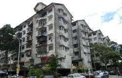 Taman Kuchai Jaya Kuchai Lama Old Klang Road Kuchai Jaya Flat