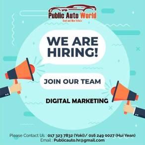 Digital Marketing , Social Media Marketing