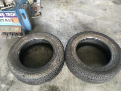 18 inch 4x4 tyres