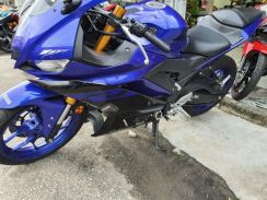 Yamaha R25 Used Tip Top Condition