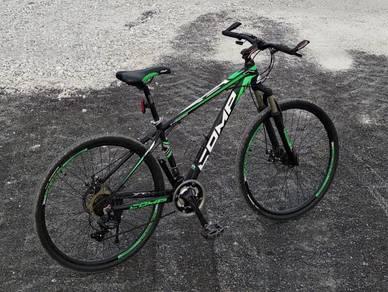 MTB Comp 27.5 Shimano Tourney 24 speed