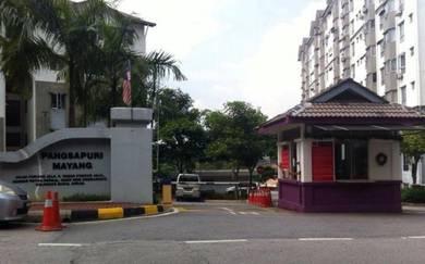 Pangsapuri Mayang 800sqft Puncak Jalil REBATE BELOW MARKET 100%FULLOAN