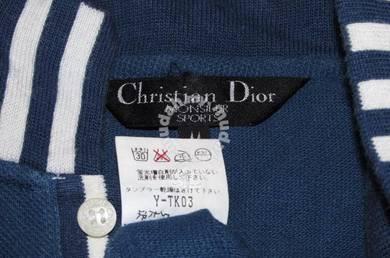Dior Homme polo shirt sport sz M