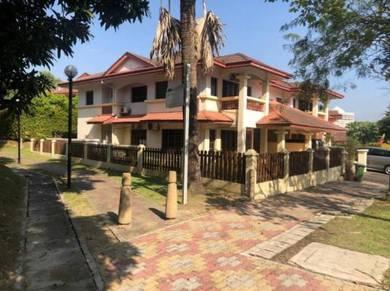Semi D House Presint 16 Putrajaya For Rent