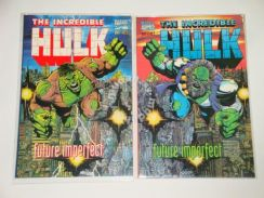 INCREDIBLE HULK. Future Imperfect. complete set