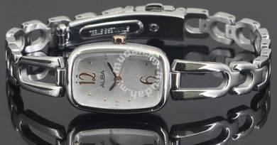 Alba Ladies Swarovski Crystal Watch 1N01-X212SRGS
